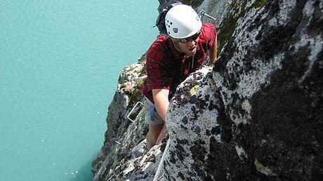 Klettersteig Zell Am See : Klettern